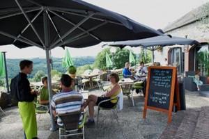 """Restaurant """"La Bonne Heure"""" (Parc les Etoiles) à Blaimont"""