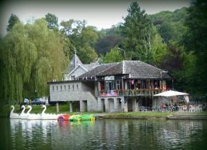 """Snack-taverne """"La Plage d'Hastière"""", en bord de Meuse"""