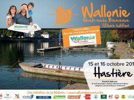 Hastière accueille Wallonie Bienvenue