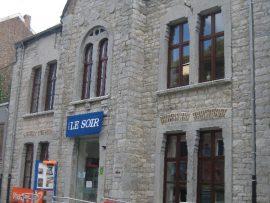 Les locaux de l'Office du Tourisme