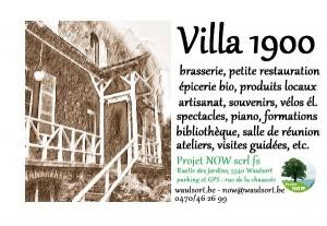 restaurant-villa-1900 Waulsort